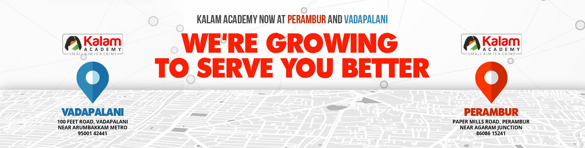TNPAS | IAS | Bank | TET | TRB coaching centre in Vadapalani, Perambur chennai